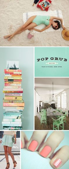 Pastel Color Inspiration