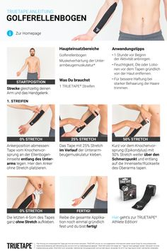 Kinesio Tape, Kinesiology Taping, Wellness Tips, Health And Wellness, Health Fitness, Hand Exercises For Arthritis, Keto Burger, Golfer, Athletic Training