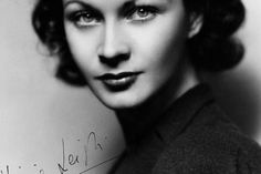Vivien Leigh. Born 100 years ago this month.