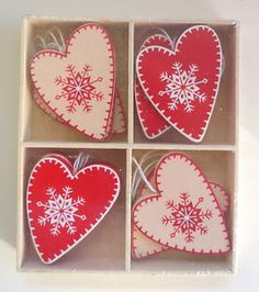 scandi hearts