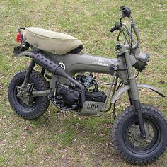 Honda - CT70