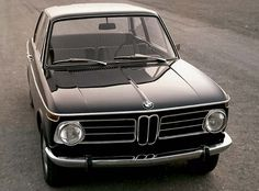 BMW 2002 - I miss mine. I will own another one in this lifetime.