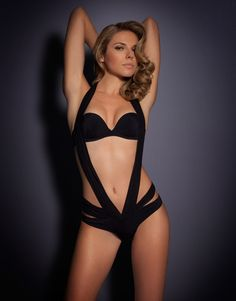 Much sexier than a skimpy two piece!
