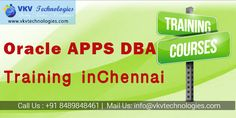 Oracle APPS DBA Training in Chennai VKV Technologies is one of the best IT training centre in chennai providing various courses in SQL Server DBA Training in Chennai, Oracle DBA, Java, .Net, QTP... http://www.vkvtechnologies.com/ #OracleAPPSDBATraininginChennai #BestOracleAPPSDBATraininginChennai #OracleAPPSDBATraining