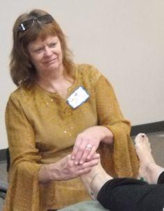 Foot Reflexology Workshop  #Foot Reflexology for Brain & Headaches  #Reflexology Certificate Class