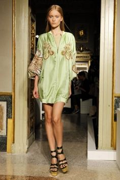 Emilio Pucci @ Milan Womenswear S/S 2013 - SHOWstudio - The Home of Fashion Film