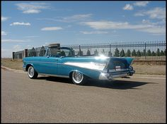 1957 Chevrolet Bel Air Convertible  #MecumHouston
