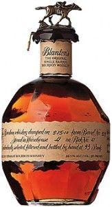 Blanton's Single Barrel Bourbon..Smoooth...