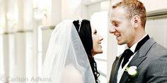 #Mottram Hall #Wedding #Photography the #bride and #groom before the #wedding breakfast