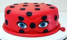 Bolo Ladybug Bolos da Lu Mariano Www.facebook.com/ bolosdalumariano