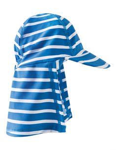 Buy Frugi Organic Oeko Tex Blue Breton UPF Legionnaire's Hat from the Next UK online shop Blue Polka Dots, Blue Stripes, Hat Making, Next Uk, Stripes Design, Toddler Outfits, Uk Online, Organic Cotton, Model