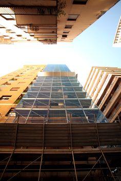 Our work in progress: maintenance in Via Bracco 45, Naples / www.graphitearchitecture.com