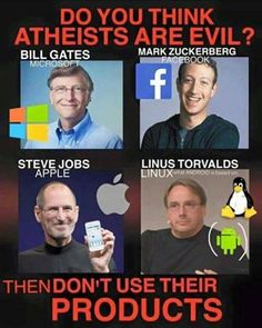 Image may contain: 4 people , people smiling , meme and text. And all give millions to charity...
