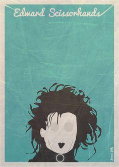 Edward Scissorhands | El joven manos de tijera