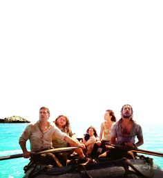 The Oceanic Six
