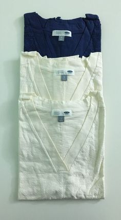 22bd8b87666361 Details about Old Navy Maternity Embroidered Short Sleeve Kimono Tee Cream  Navy L XL 2XL NWT