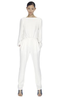 Combinaison Jumpsuit by Band of Outsiders for Preorder on Moda Operandi