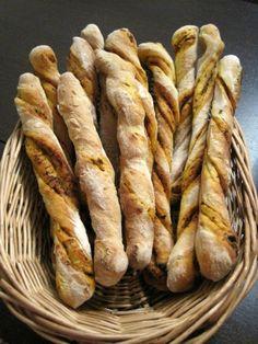 Aus´m Handgelenk ♥: Brot-Zwirbel