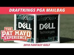 What do you think this 2018 Fantasy Golf Picks - DraftKings Dell Technologies Q and A & Viewer Chat Replay video? Be sure to share this 2018 Fantasy Golf Picks Golf Picks, Fantasy Golf, Golf Betting, Daily Fantasy, European Tour, Technology, Tech, Tecnologia