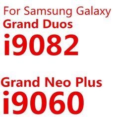 Glass Coque For Samsung Galaxy