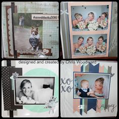Welcome to my Blog: Wedding Album Snippets