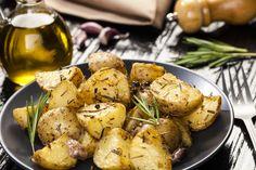 Platos healthy con patata