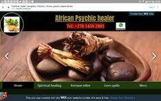 African Traditional Psychic Healer Sangoma Inyanga - Johannesburg - free classifieds in South Africa Life Problems, Fortune Telling, Healer, South Africa, African, Traditional, Free