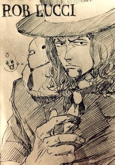 Rob Lucci, the greatest and strongest Assassin of CP9. May God hope that you don't come across.