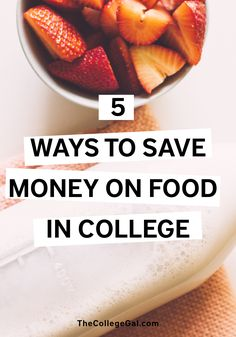 Your College Food Bible College Grocery Shopping, Cheap College Meals, College Hacks, College Recipes, College Club, College Food, Save On Foods, College Survival, Money Saving Meals