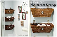 15Bright Ideas for Your Bathroom You'll Want toTry Immediately