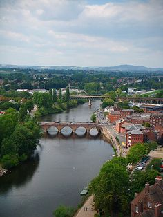 Worcester Bridges. Our tips for things to do in Worcester…