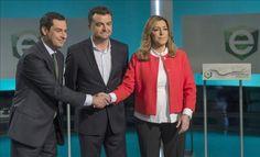 Andalucía celebra unos comicios que sirven de termómetro para toda España
