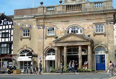 Ludlow, Shropshire – Town Centre