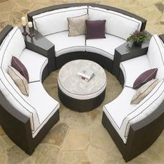 Outdoor Furniture but I would probably put it inside lol