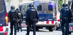 La Fiscalía ordena a los Mossos d'Esquadra actuar si hay sedición