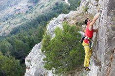 עופר בלוטרייך מטפס מקצועי ופרזנטור צוק מנרה