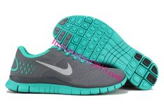 Womens Nike Free 4.0 V2 Cool Grey Reflective Silver Tropical Twist Running Shoes [Cheap Nike Free 1634] - $49.99 : Collecting Cheap Tiffany Free Runs,Tiffany Blue Nikes Online for Customers