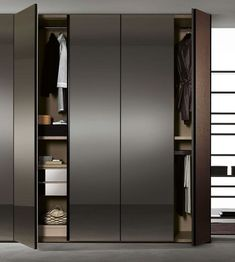 Fantastic luxury closets for your Master Bedroom.