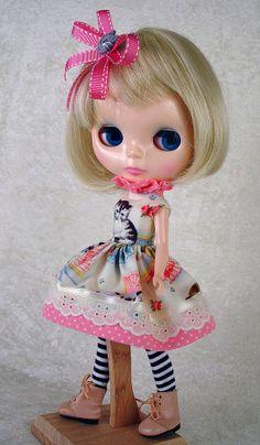 Blythe Blythe Dress Blythe Clothes Blythe by TheDollsDresser, $39.00