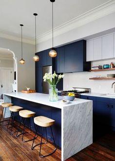 Luxury Mango Wood Kitchen Cabinets