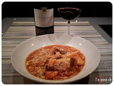Slow Oven Cooked Italian Pork Stew with a Swiss Red Wine, a Humagne Rouge, from Provins Valais! In Canton Valais, the Humagne Rouge  is second in popularity to the Cornalin from which it is partially derived ...