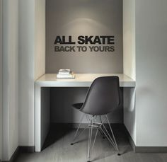 """All Skate """"Back To Yours"""" DJ Mix."""