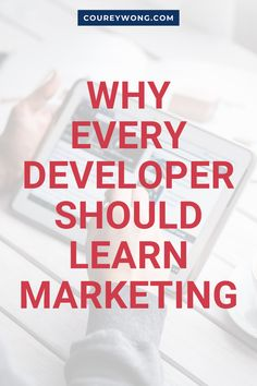 This One Thing Will Make You Valuable As A Developer | When it comes to learning the skills to become a web developer it's pretty simple. But there are programmers who got into coding to learn how to make money from their valuable skills. Yet they didn't develop this important skill that can make a huge difference. Whether you're trying to get a job or start freelancing. This one skill will put you one step closer to success. | web developer | learn to code #businesstips Html Projects, Business Tips, Online Business, Learn Computer Science, Coding For Beginners, Simple Html, Learning Web, How To Make Money, How To Become