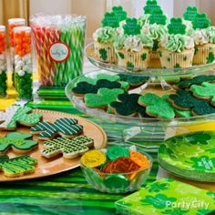 St. Patricks Day Desserts Ideas - Party City