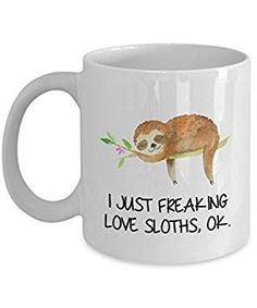 Ceramic Reusable Coffee/Tea Mug: Cute Novelty Mermaid at Heart Hot Coffee or Tea Cup (Teal) Sloth Claws, Good Luck Socks, Tumbler Designs, Pub Crawl, In The Tree, Tea Mugs, Coffee Mugs, Hot Coffee, Mug Cup