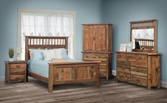 Read more about the story behind reclaimed barn wood furniture.