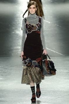Rodarte | Fall 2014 Ready-to-Wear Collection | Style.com#16