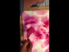 Azaleas painting by Aj. Adisorn - YouTube