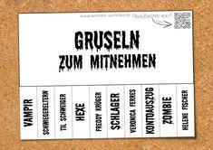 gruselnzummitnehmenzettelabreißzettel