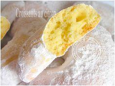 Biscuit sec au citron /